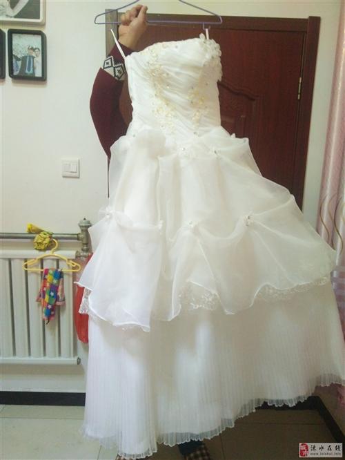 个人婚纱出售