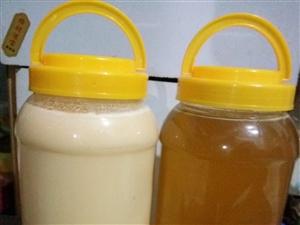 出售自家养殖蜂蜜绝不勾兑天然绿色