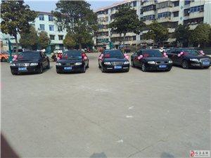 臨泉奧迪A6婚慶車隊