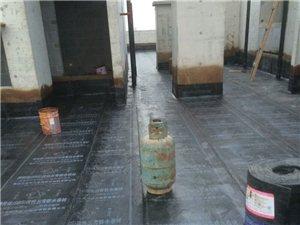 專業防水堵漏。
