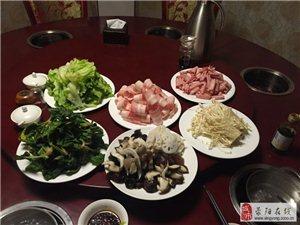 清水涮豬肉火鍋,河南唯一一家。