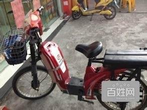9.5成新的臺邦電動車出售