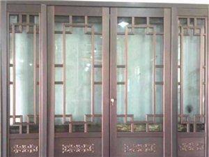 閆二不銹鋼銅門卷簾門