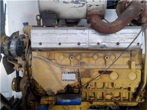 山工重汽发动机