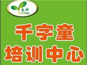 邢台市清河县千字童培训中心