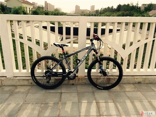 心爱的自行车送给热爱运动的人,