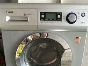 闲置洗衣机滚筒海尔