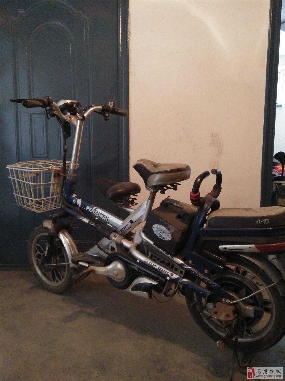 出售电动自行车