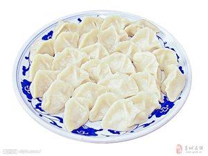 纯手工水饺,元宝馄饨