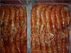 进口阿根廷红虾,即食海参批发零售