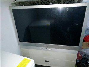 三星落地式组合电视机