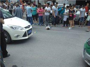 悲剧:武隆出租车撞死3岁小孩;