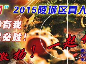 2015陵城区暑期真人CS争霸赛