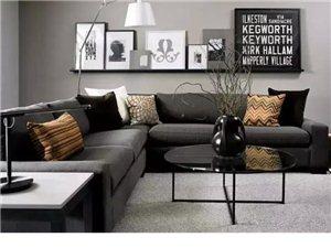 沙发背景墙好比是客厅里的一张个性表情
