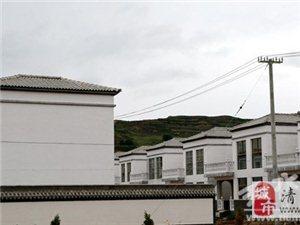 清水县重点项目建设情况