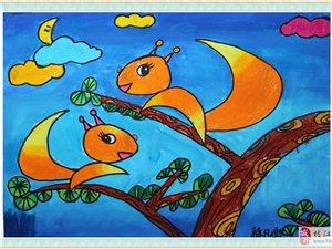 巨光画室。暑假美术班。七月六日开班。江汉路小学旁。蔡老师