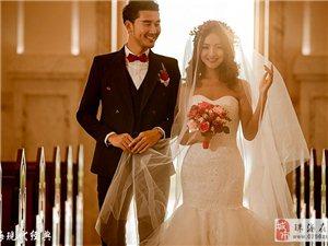婚纱摄影:轻松才能自然