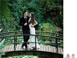 视觉婚纱摄影作品竖幅欣赏