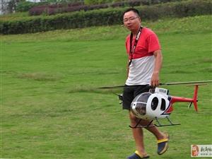 周末好去处――保利狮子湖玩遥控飞机