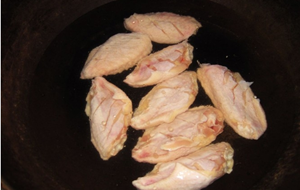零厨房也能成功的硬菜――可乐鸡翅