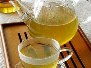 连续在外吃喝后的急救措施——荷叶山楂蜂蜜茶