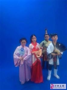 射洪的明日之星们获得四川电视台栏目组的老师们大赞!