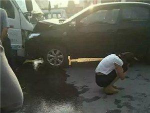 亚博体育福利版下载一女司机开着车竟然睡着了,然后……悲剧发生了!