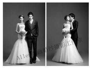 汉中Allen映画婚纱摄影工作室