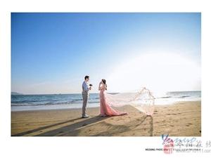 羽诺印象:带上婚纱去三亚看海