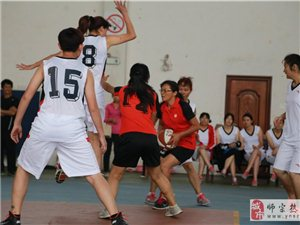 【图集】篮球赛图集分享