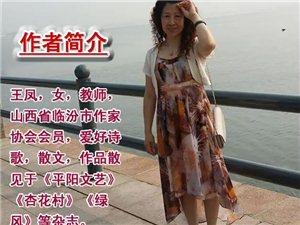 《王凤的诗歌3首》
