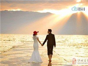 """一路向西在�p廊遇�最美的自己!大理�p廊婚�照,�我的婚�照足�蛐""""�"""