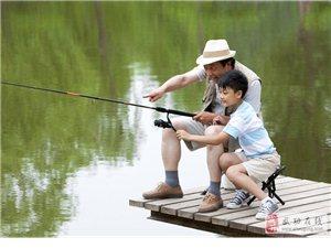 钓鱼爱好者的基本功