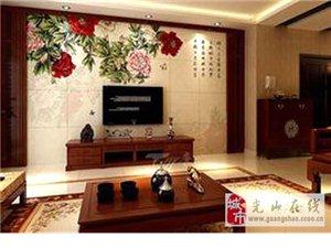 装饰家庭客厅电视、沙发、玄关、卧室墙等的家庭装修