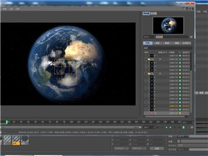 C4D地球精模�赢�