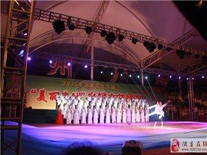 隰县2015年消夏文化活动龙泉镇首演精彩纷呈