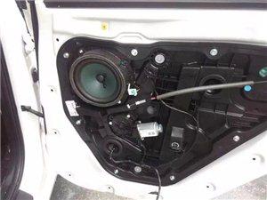 完美无损-现代名图音响改装升级