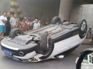 7月23日八中道口翻车事故