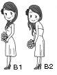 拍婚�照 POSE和表情怎么�[?