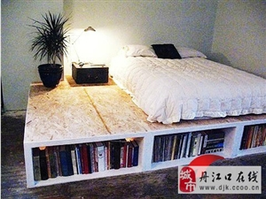 这样装,连床都不需要了!