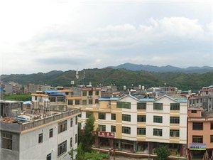 澄江圩镇一景