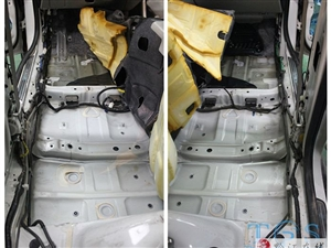 重庆斯巴鲁全车隔音降噪 狮龙隔音止振材料 重庆TPS汽车隔音改装
