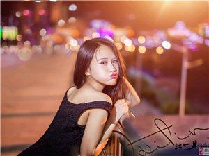 《夜景写真》