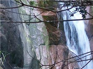 澄江诚宜砦瀑布