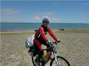 骑行的快乐之青海湖