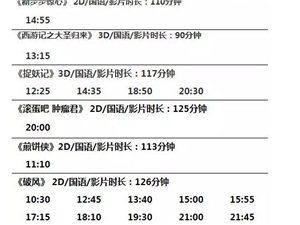【影讯】8月7日&8月8日排期