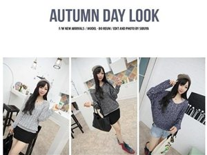 秋季针织衫,美美哒!