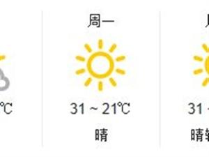 威尼斯人娱乐开户天气预报