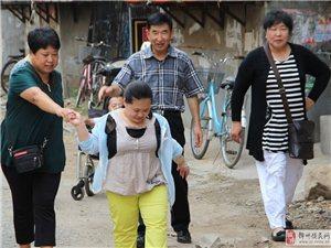 威尼斯人娱乐开户张宇廷、孟凡莉应邀出席全国瓷娃娃大会 7日抵达济南