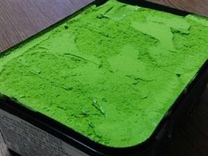 大盒的抹茶冰淇淋,吃起来才过瘾